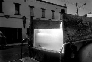 Juarez Ice truck, 1975