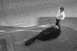 Cellist, El Paso, 2011